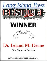 Dr. Leland Deane Voted Best Cosmetic Surgeon 2010 by Long Island Press